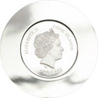 Реверс монеты «Муррини-Миллефиори»
