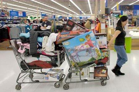 В государственной думе посоветовали установить в Российской Федерации день распродаж продуктов питания