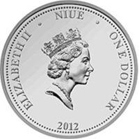 Реверс монеты «Полет к звездам»