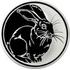 Монета Кролик