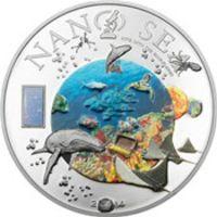 Аверс монеты «Нано-Море»
